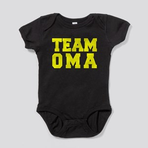 TEAM OMA Baby Bodysuit