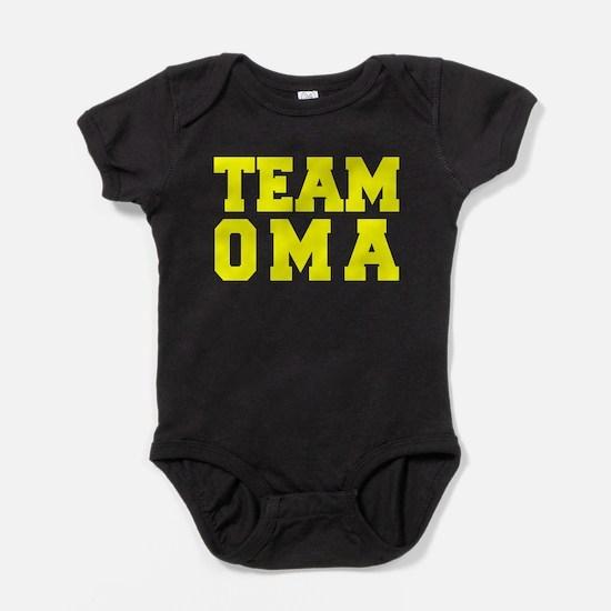 TEAM OMA Baby Bodysuit