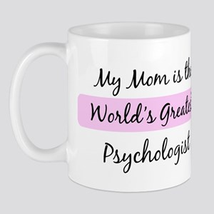 Worlds Greatest Psychologist Mug