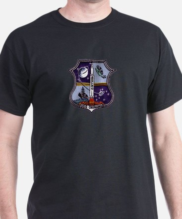 USS Okinawa & Apollo 15 T-Shirt