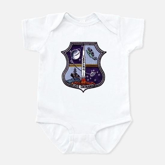 USS Okinawa & Apollo 15 Infant Bodysuit