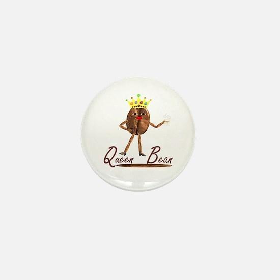 Queen Bean's Fun Stuff Mini Button