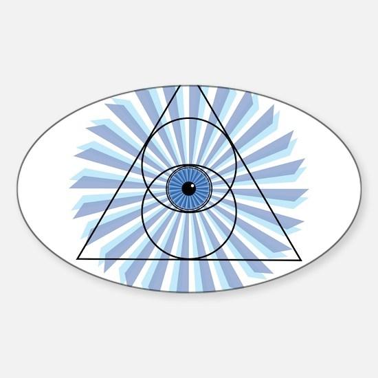 New 3rd Eye Shirt2 Stickers