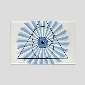 New 3rd Eye Shirt2 Magnets