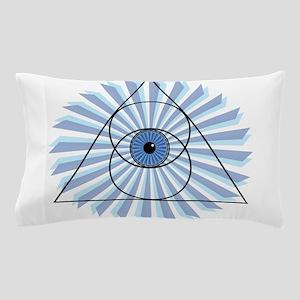 New 3rd Eye Shirt2 Pillow Case