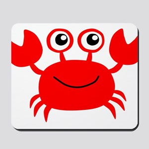 Red Crab Mousepad
