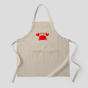 Red Crab Apron
