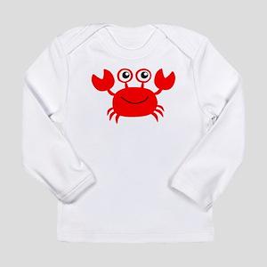 Red Crab Long Sleeve T-Shirt