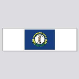 Flag of Kentucky Sticker (Bumper)
