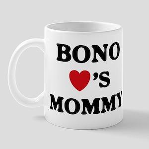 Bono loves mommy Mug