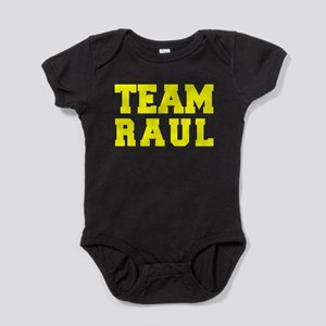 TEAM RAUL Baby Bodysuit