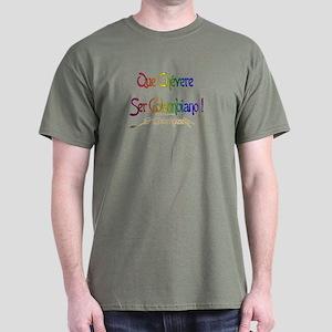 Chevere ser Colombiano Dark T-Shirt