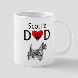 Scottie Dad Mugs