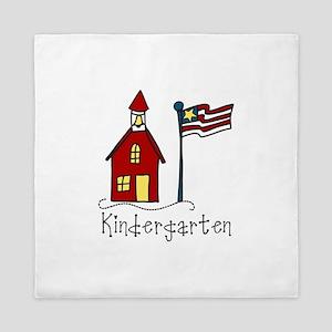 Kindergarten Queen Duvet