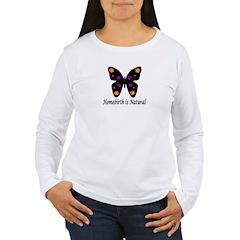 Homebirth is Natural Long Sleeve T-Shirt