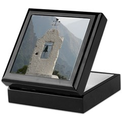 faux tower Keepsake Box