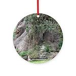 Eucalyptus Tree Ornament (Round)