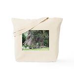 Eucalyptus Tree Tote Bag