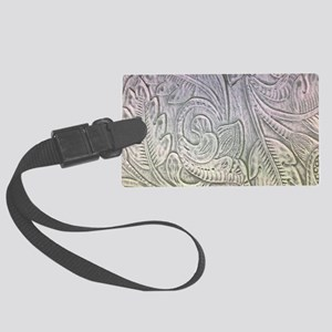 modern pattern western carved leather texture Larg