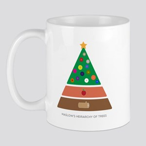 Maslows Heirarchy Of Trees Mug Mugs