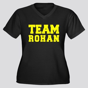 TEAM ROHAN Plus Size T-Shirt