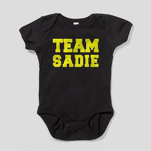 TEAM SADIE Baby Bodysuit