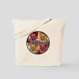 Deathlok Circle Tote Bag