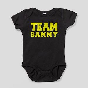 TEAM SAMMY Baby Bodysuit