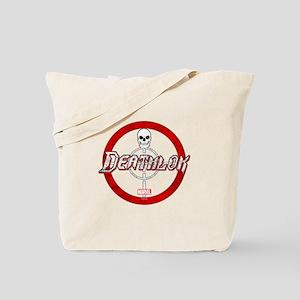 Deathlok Crosshair Tote Bag