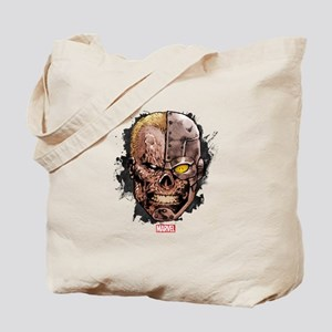 Deathlok Face Tote Bag