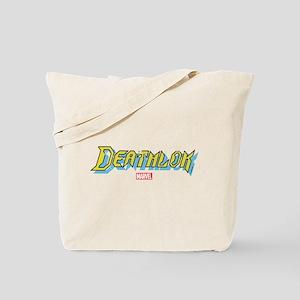 Deathlok Vintage Logo Tote Bag