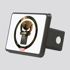 The Punisher Icon Rectangular Hitch Cover