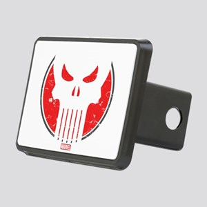 Punisher Icon Rectangular Hitch Cover