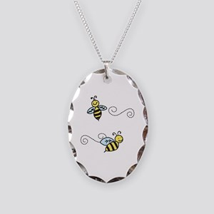 Bees Necklace