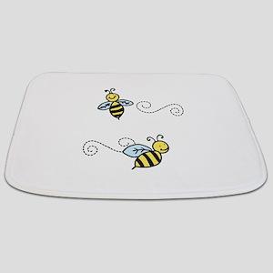 Bees Bathmat
