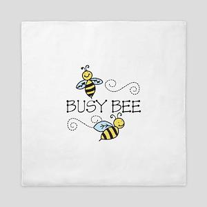 Busy Bees Queen Duvet