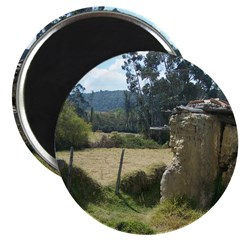 Crumbling Countryside Magnets