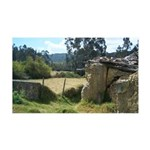 Crumbling Countryside Decal Wall Sticker