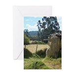 Crumbling Countryside Greeting Cards