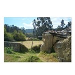 Crumbling Countryside Postcards (Package of 8)