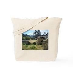 Crumbling Countryside Tote Bag