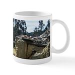 Crumbling Countryside Mugs