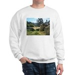 Crumbling Countryside Sweater