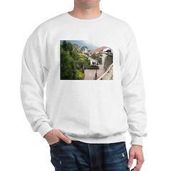 Crucifixion Walk Sweater