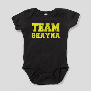 TEAM SHAYNA Baby Bodysuit