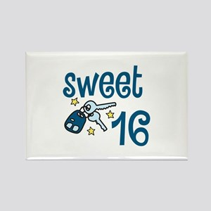 Sweet 16 Magnets
