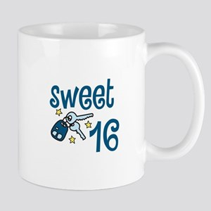 Sweet 16 Mugs
