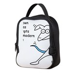 unknown Neoprene Lunch Bag