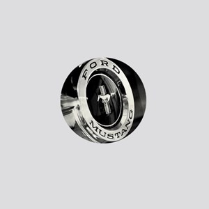Ford Mustang Mini Button
