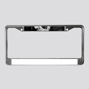 Ford Mustang License Plate Frame